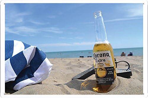 Corona Beer Lime Find your Beach Extra Beach Bath Towel Corona 30 x 60