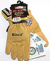 Kinco 901 Small - Ski Glove - Work Glove - Nikwax Waterproofing Wax (3-Sachets)