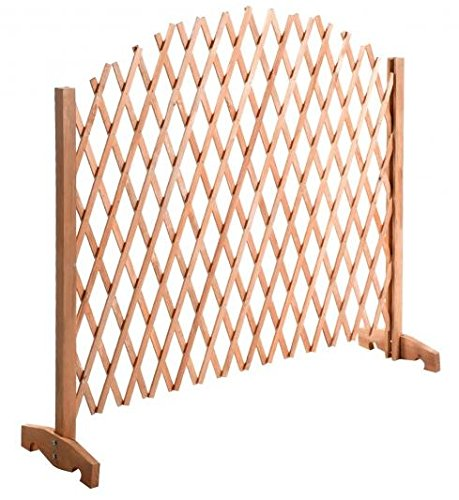UPC 689539656560, K&A Company Portable Fence Gate Safety Expanding Wooden