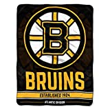 "NHL Break Away Micro Raschel Throw, 46"" x 60"""