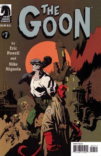 Read Online The Goon #7 (Hellboy) pdf