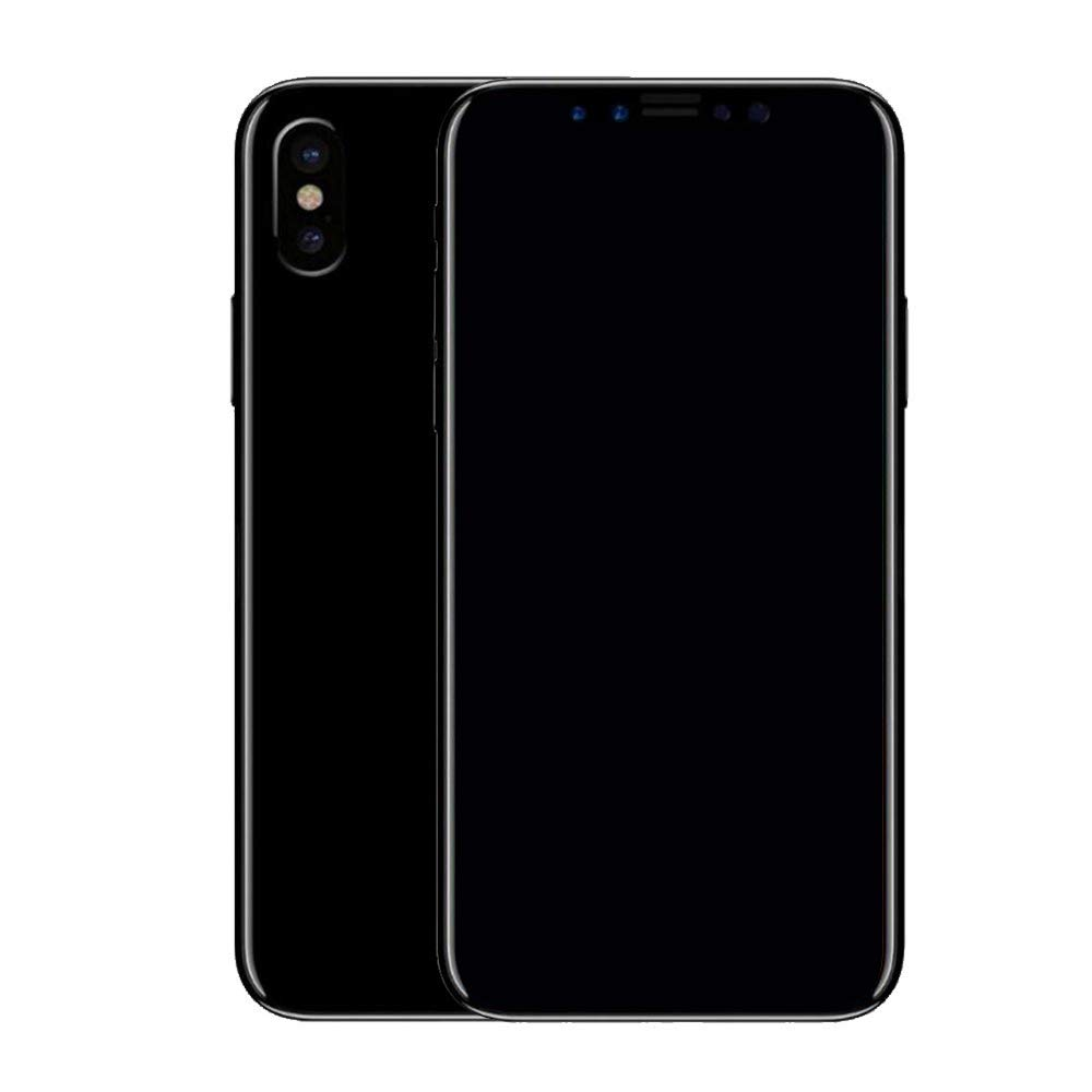Fake Phone Like X Dummy Phone Model Replica Non-Working 5.8 inch Black Screen Without Logo 1:1 Scale X-Silver