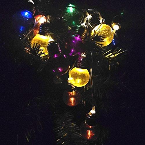 Solar Lights Home Bargains: Sogrand Solar String Lights Outdoor Decorative Garden LED