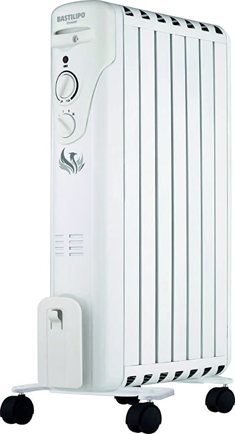 Otro 1200 W Blanco Bastilipo MRA-1200 Radiador de Fluido