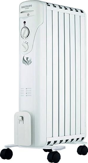 Bastilipo FÉNIX-1500 Radiador de Fluido, 1500 W, Blanco