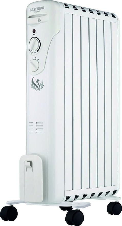 Bastilipo FÉNIX-1500 Radiador De Aceite Bajo Consumo 1500 W, Otro,