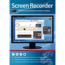 Screen Recorder - Create Professional Videos for Video Tutorials, Game Captures & Web Videos Windows 10-8-7