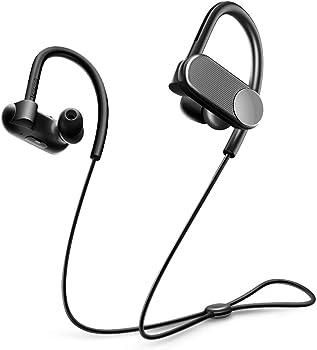 Tangmai In-Ear Wireless Bluetooth Sports Headphones with Mic