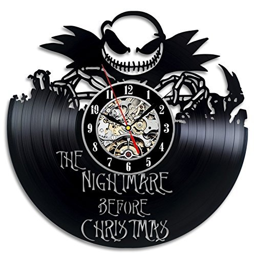 The Nightmare Before Christmas Movie Love Story Vinyl Record