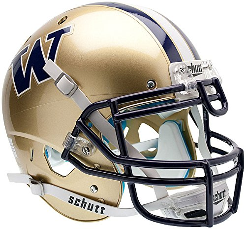 (Schutt NCAA Washington Huskies Authentic XP Full Size Helmet)