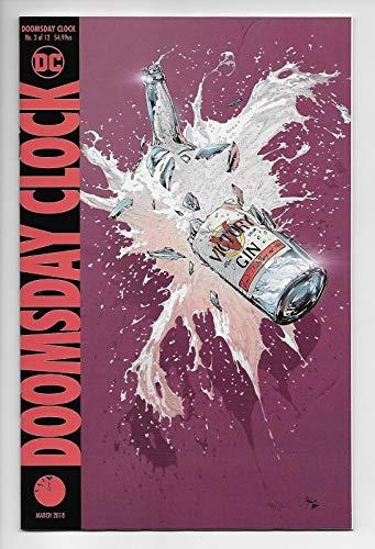 Doomsday Clock #3 (DC, 2018) NM
