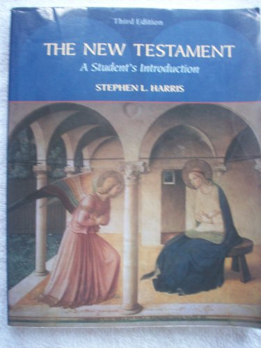 Price comparison product image The New Testament: A Student's Introduction