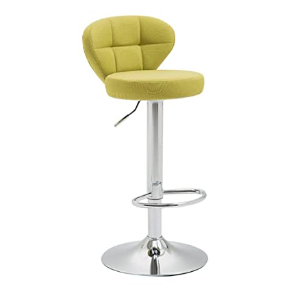 Surprising Bar Chair Cqq Bar Stool Color Green Rotating Cafe Chair Inzonedesignstudio Interior Chair Design Inzonedesignstudiocom