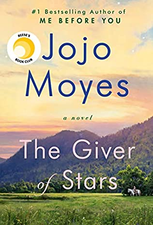 book cover of The Giver of Stars