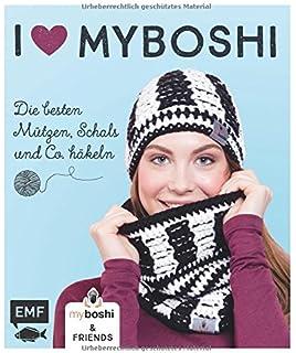 Amazonfr Myboshi Von Kopf Bis Fuß Häkeln Neue Boshis Schals