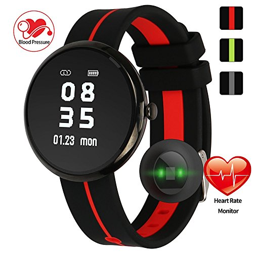 - wonlex Fitness Tracker, Activity Tracker Watch with Heart Rate & Blood Pressure Monitor for Men Women, IP67 Waterproof Smart Bracelet Pedometer Wristband for iOS & Android Phones