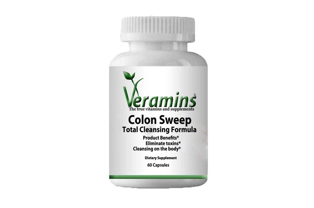 Amazon.com: Sweep total fórmula de limpieza de colon ...