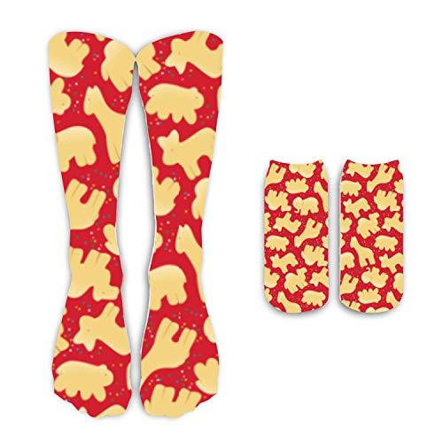 Animal Crackers Socks Bundle for Men And ()