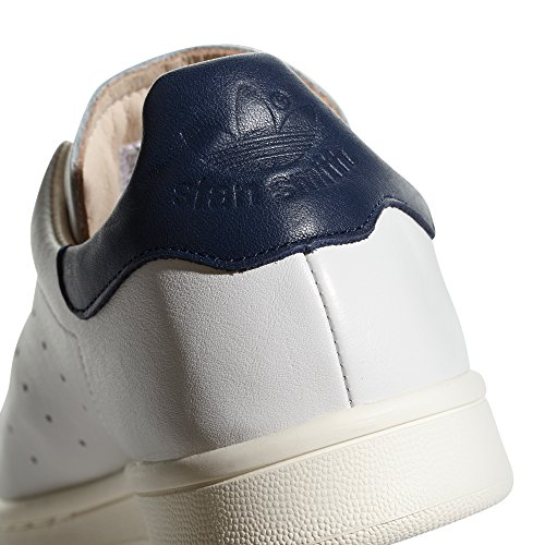 Collegiate Look Sneaker Utiliser White n'importe pour Mode Recon Femmes Smith pour Stan Baskets Blanches Quel Adidas Navy nCTx6Uwqw