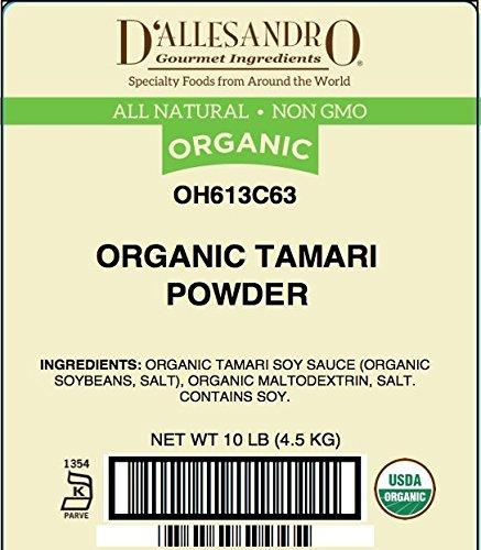 Organic Tamari Powder, 10 Lb Bag