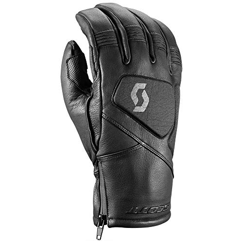 (Scott Vertic PRO Glove (Black, Medium))