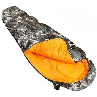 Vango Atlas - Saco de dormir tipo momia, diseño de camuflaje, L junior: Amazon.es: Ropa y accesorios