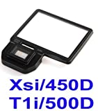 Neewer Glass LCD Protector for Canon T1i & XSi DSLR Cameras