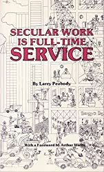 Secular Work Full Time Service by Larry Peabody (1980-01-03)