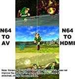 N64 to HDMI Converter, HD Link Cable for