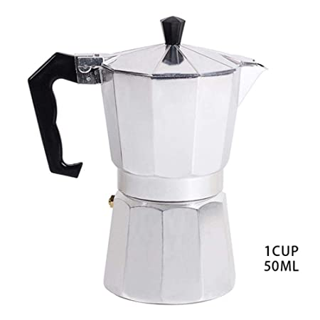 KOIYOI Cafetera Mocha Latte Cafetera Italiana Moka Espresso ...