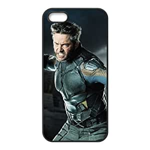 iPhone 4 4s Cell Phone Case Black Wolverine Phone Case Covers Custom CZOIEQWMXN2669