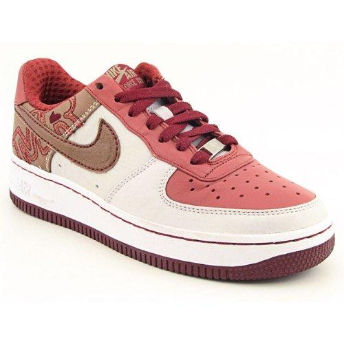 ec708db50729 315517-311  Nike AIR Force 1 Premium NS Grade School Shoes CLSSC GRN ...