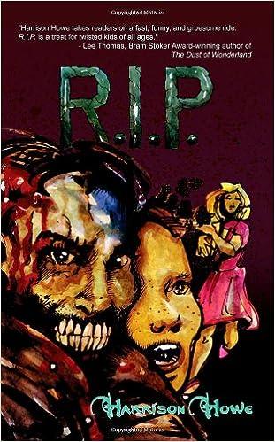 Rip A Zombie Novel Harrison Howe 9781926712215 Amazon Books
