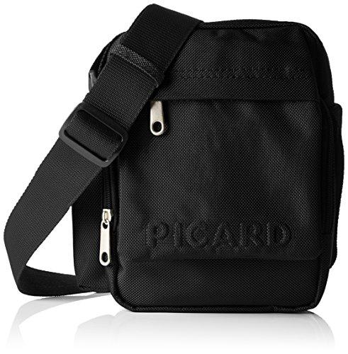Picard HITEC - Bolso bandolera Mujer Negro (Schwarz)