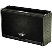 Bem Ballad by Range, Leather Bluetooth Wireless Stereo Speaker with Incredible Bass Response