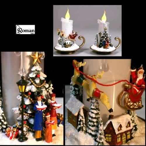 Caroler Candles (Roman 37585 - 7