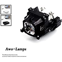 AWO 23040047 Premium Quality Replacement Lamp with Housing For EIKI LC-WAU200/LC-WNS3200/LC-XNS3100/LC-XNS2600