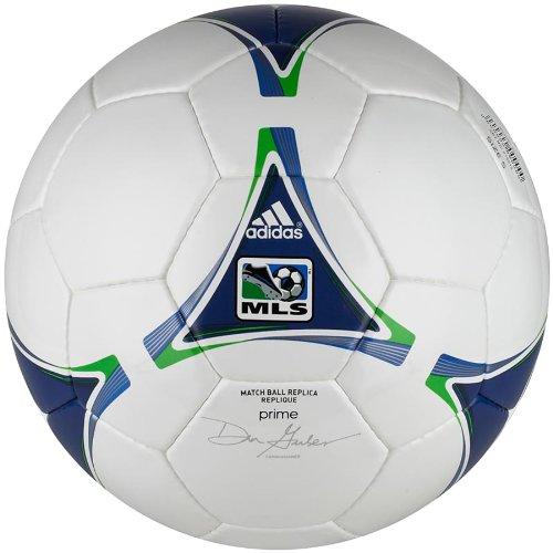 MLS 2012 Replique Soccer Ball (White/Royal/Green, 3) (Mls Ball)