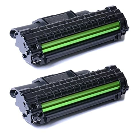 1 pack Compatible ML2010 Black Toner Cartridge fits Samsung ML2010 ML1610 ML2510