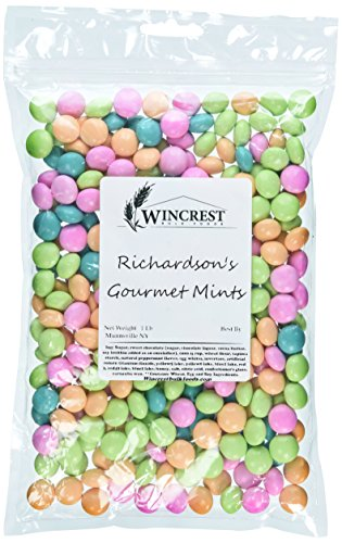 Richardson Gourmet Chocolate Mints – 1lb Bag