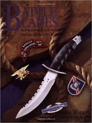 Amazon Battle Blades A Professionals Guide To Combatfighting