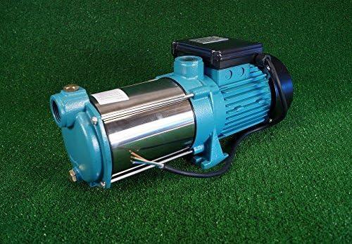 Bomba de jardín bomba de jardín para pozo 2200 W 400 V 160L/min bomba de agua de superficie: Amazon.es: Bricolaje y herramientas