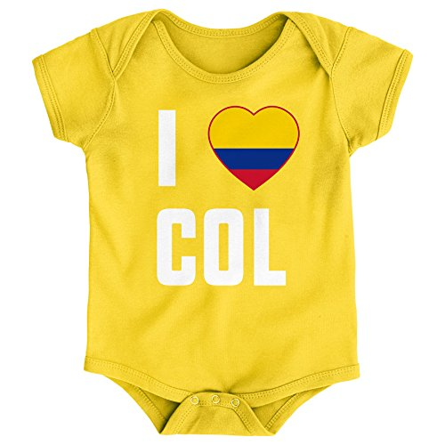 World Cup Soccer Colombia Infants