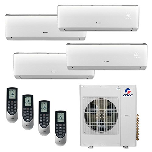 quad mini split heat pump - 7