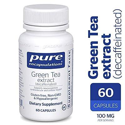 Pure Encapsulations - Green Tea Extract