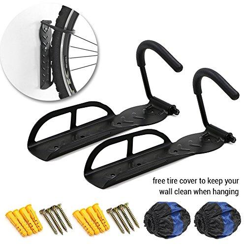 upright bike storage - 3