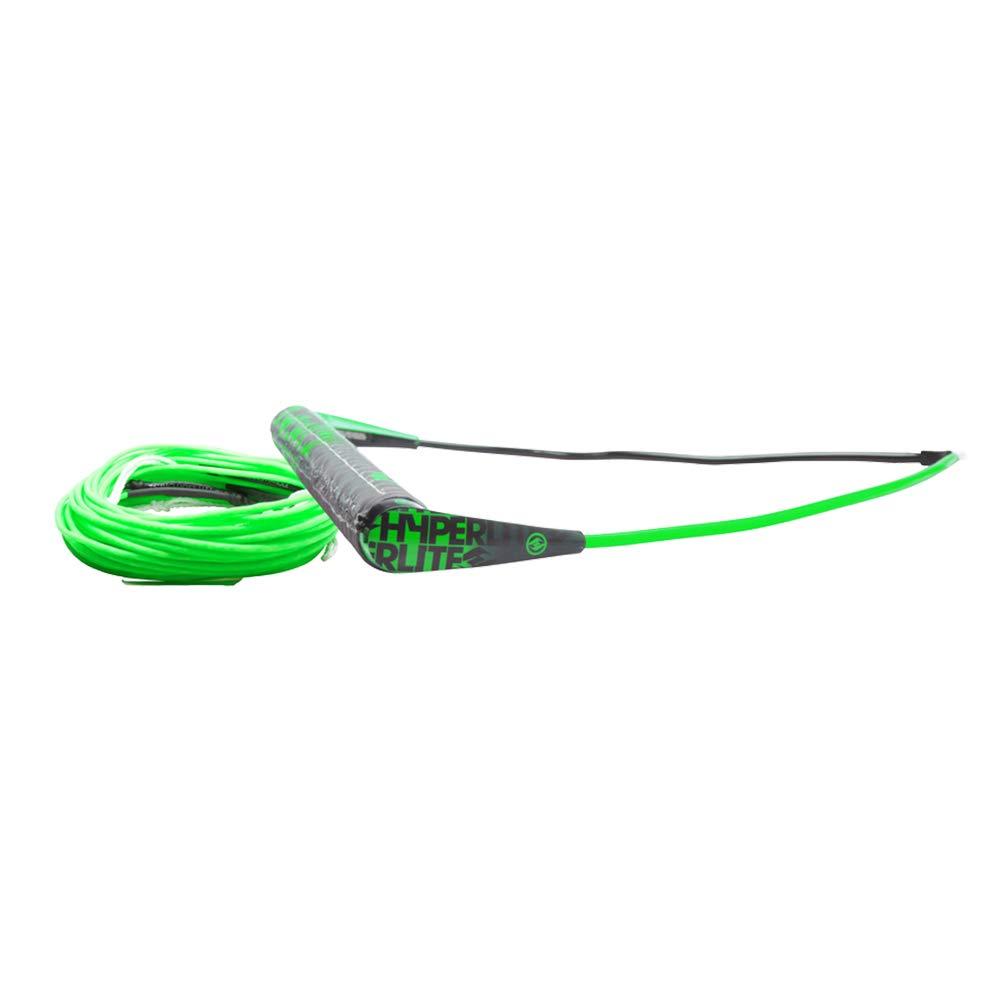 HYPERLITE Team Hantel + X-Line Seil 2018 Green