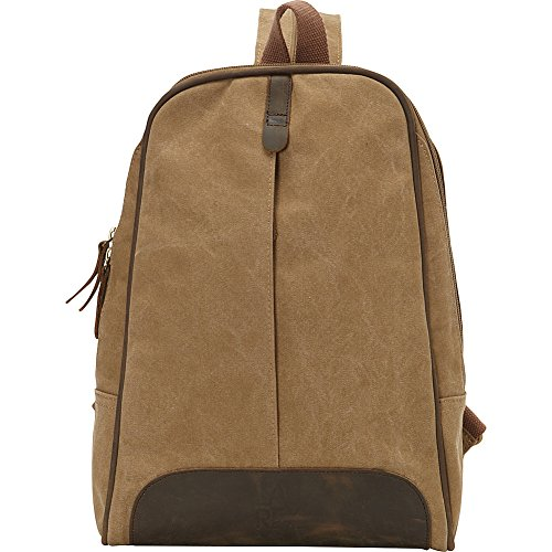 laurex-canvas-sling-backpack-with-leather-accents-khaki