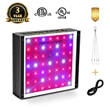 MARS HYDRO 300W LED Grow Light Full Spectrum for Hydroponic Indoor Plants Growing Veg and Flower Extremely Cool and Quiet
