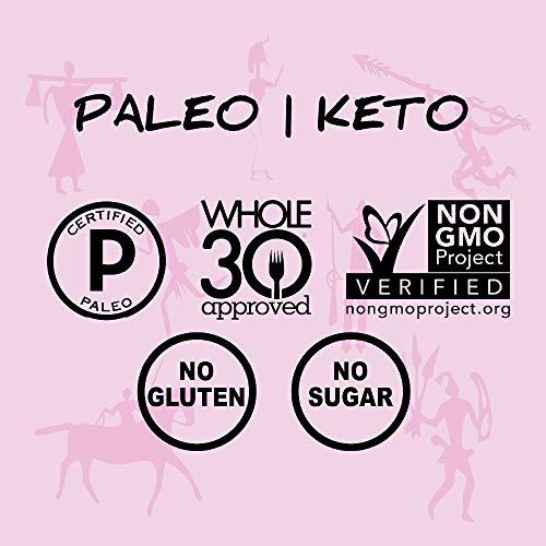 Paleo Powder All Purpose Seasoning with Himalayan Pink Salt. The Original Paleo Food Seasoning with Pure Himalayan Salt for all Paleo Diets! Certfied Ketogenic Food, Whole 30, Gluten Free - 24 oz. 3